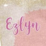 Ezlyn - Baby Girl Names that Start with E