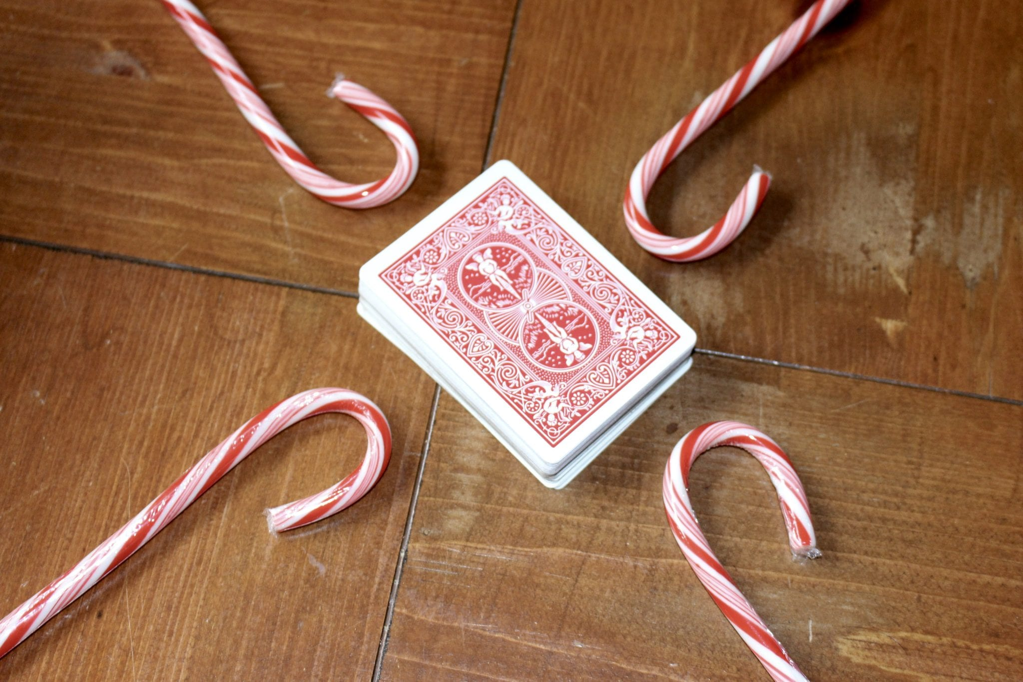 The Candy Cane Game