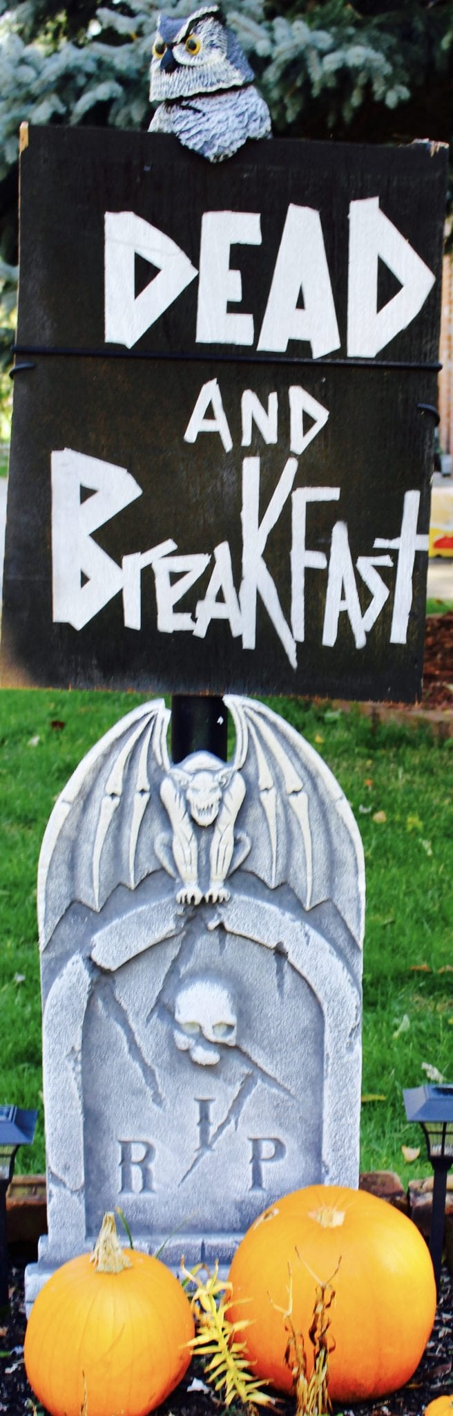Dead and Breakfast www.goodlifeofahousewife.com