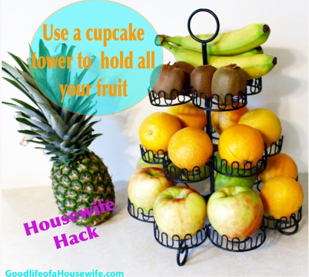 Fruit Clutter