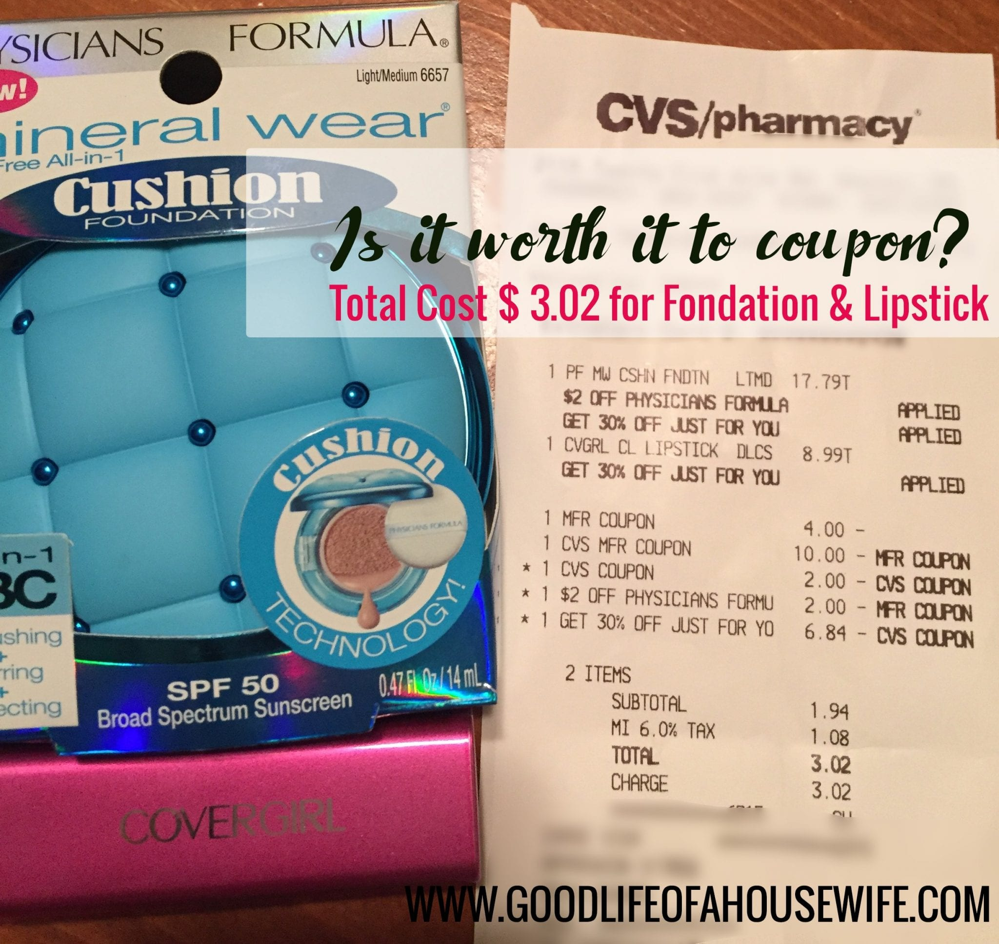 How I save a ton 'couponing'