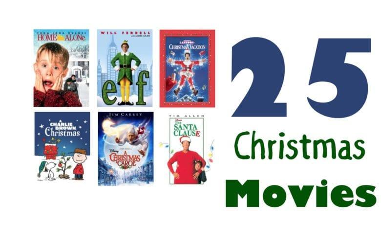 25 Christmas Movies to Watch