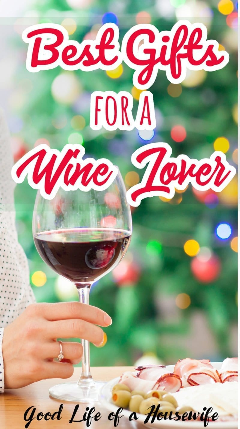 Best Gifts for a Wine Lover   Wine  Wine Gifts   Christmas Gifts  Wine Stocking Stuffers