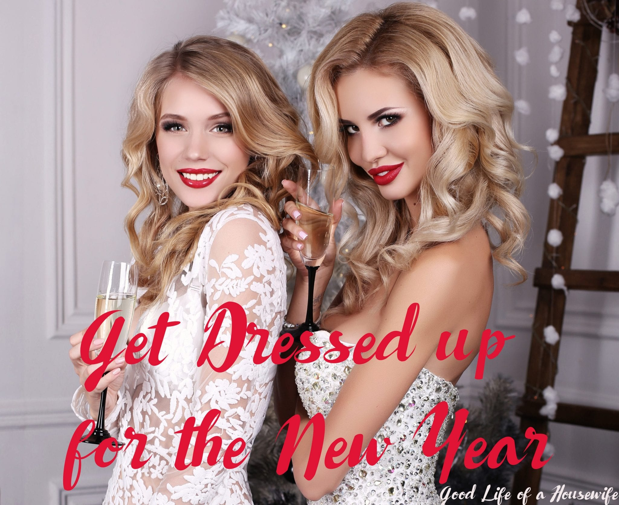 January, You're Perfect. Celebrate the New Year in Style. | Good Life of a Housewife