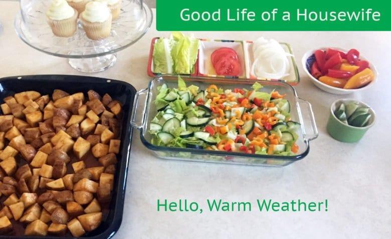 When Warm Weather Knocks