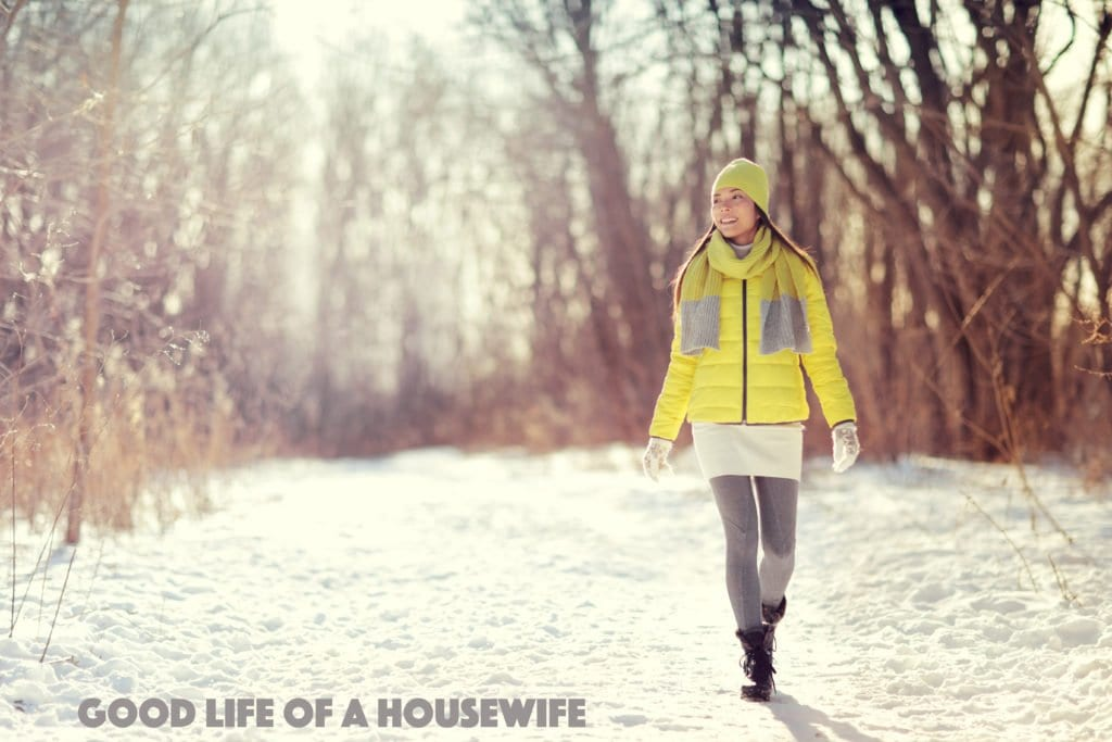 Clever Ways to Beat the Winter Blahs | Good Life of a Housewife| www.goodlifeofahousewife.com