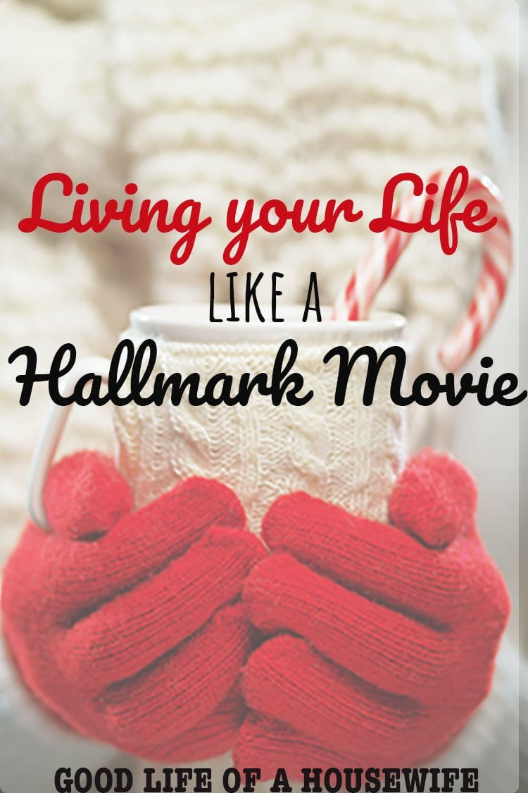 Hallmark Movies always have the perfect setting. Here are some fun loving ways to live your life like a Hallmark Movie| Christmas Magic | Hallmark| Romance