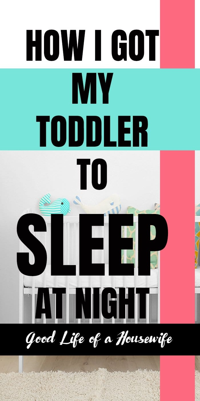 Tired of the bedtime struggles. Enough was enough. How I got my toddler to sleep at night.
