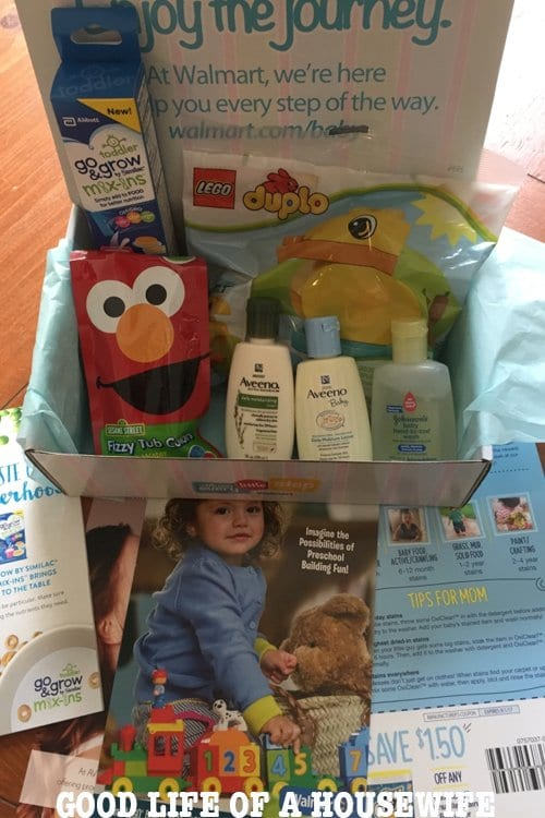 Freebies, Perks and Samples for Babies and New Moms