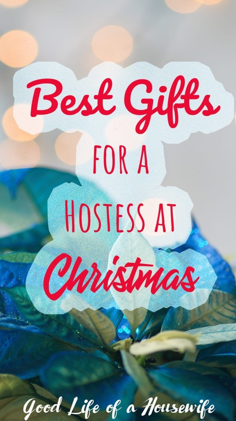 10 Best Gifts for a Christmas Hostess