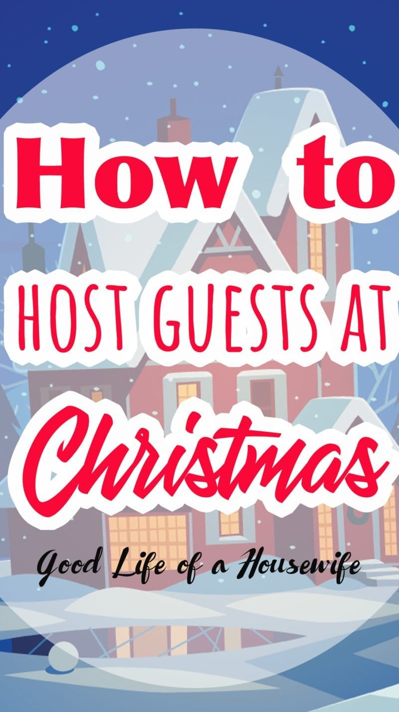 How to host family & guests at Christmas.   Easy Tips for Christmas Visitors  Family at Christmas  Hostess  Christmas   Christmas Bedding