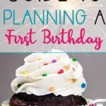 First Birthday Planning Guide