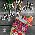 50 stocking stuffers for kids, teens, babies, mom and dad