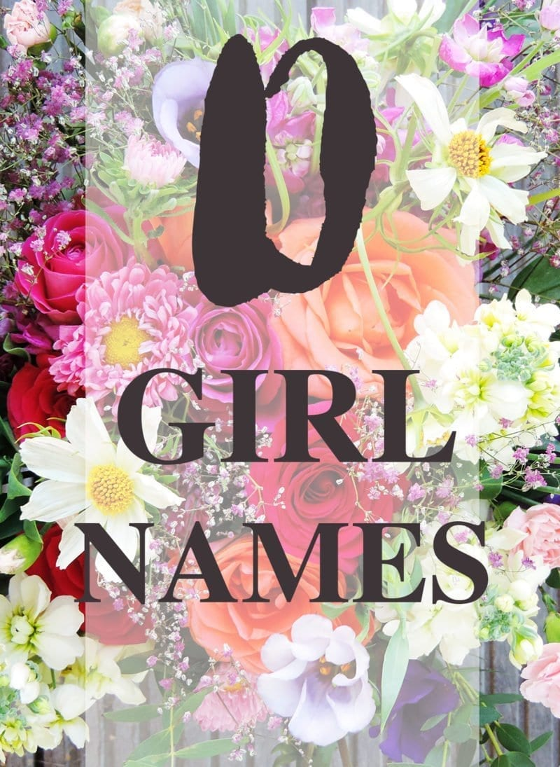 "Baby Girl Names that Start with ""D"" #DGirlNames #babynames #babygirl"