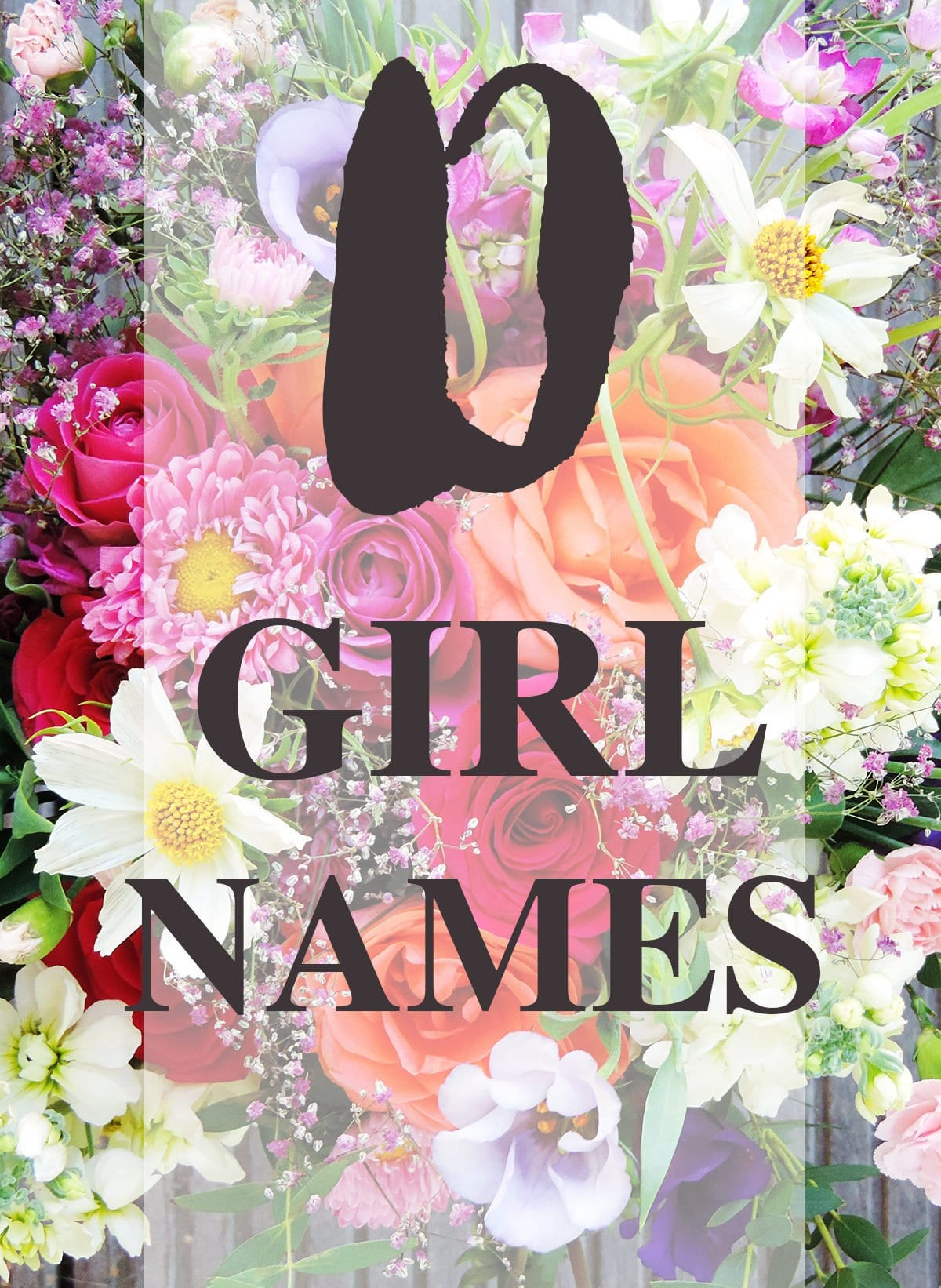 Girl Names That Start With D