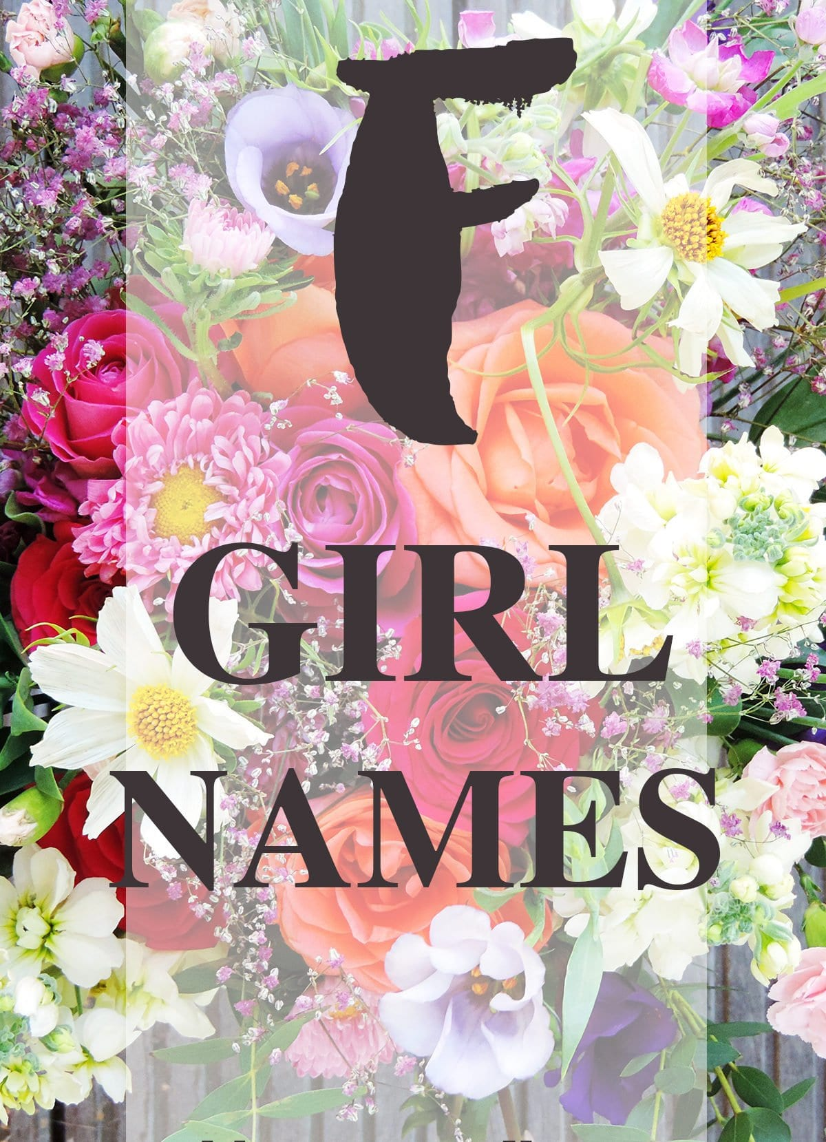 """Girl Names that Start with """"F"""""""