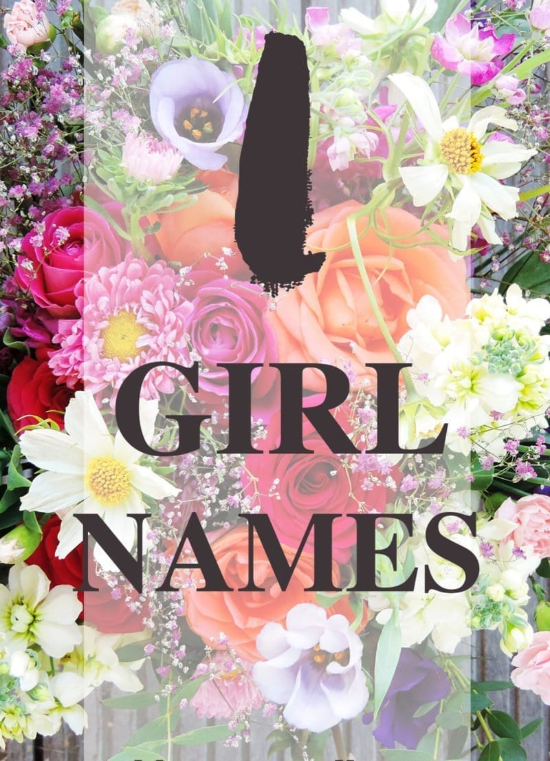"Baby Girl Names that start with ""I"" #babynames #babygirl #uniquenames"