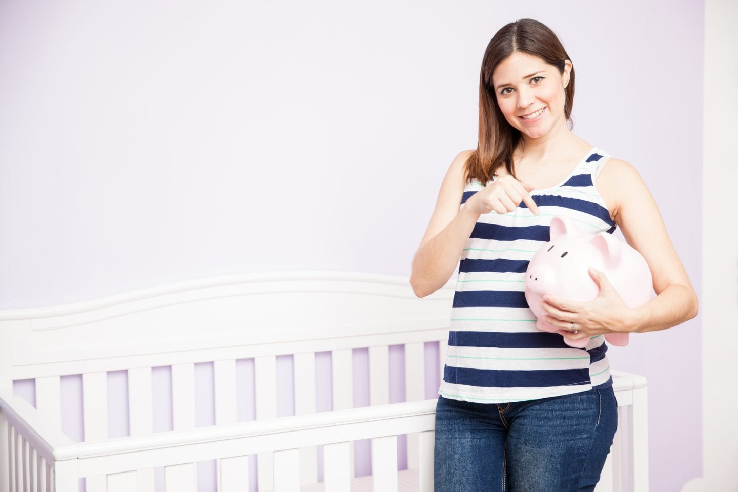 Becoming a Stay at home mom and living on one income as a stay at home mom.