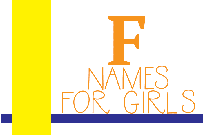 Girl names that start with F