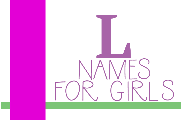 L Names for Girls
