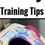 Best tips for potty training toddlers.