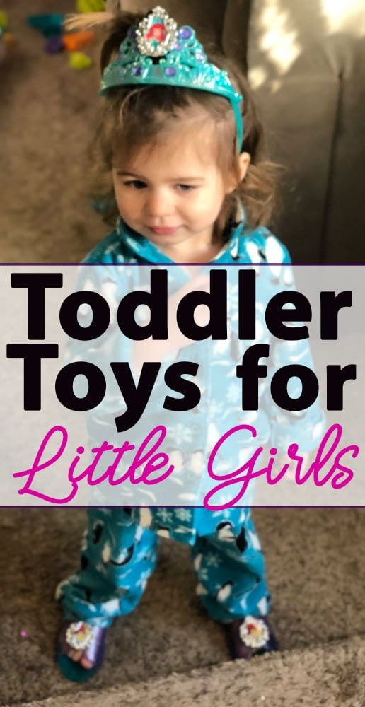Toddler Toy Ideas for Little Girls. Looking for the best gift ideas for a little girly toddler here are some of our family favorites.