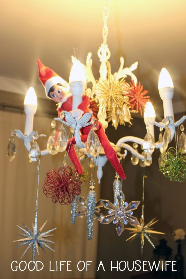 Easy Elf on a Shelf Ideas for Kids
