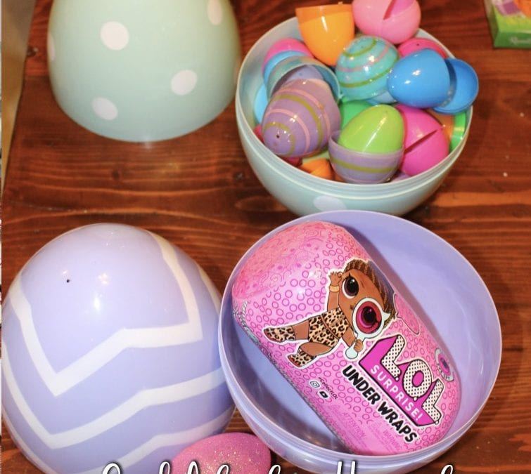 Easter Ideas for Young Toddlers