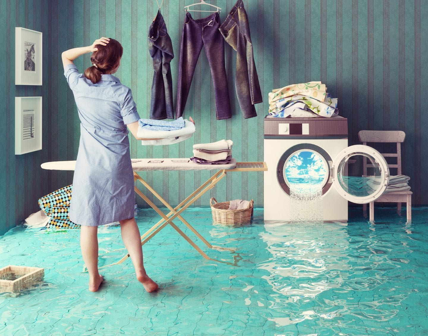 5 Tips to Tackle Laundry