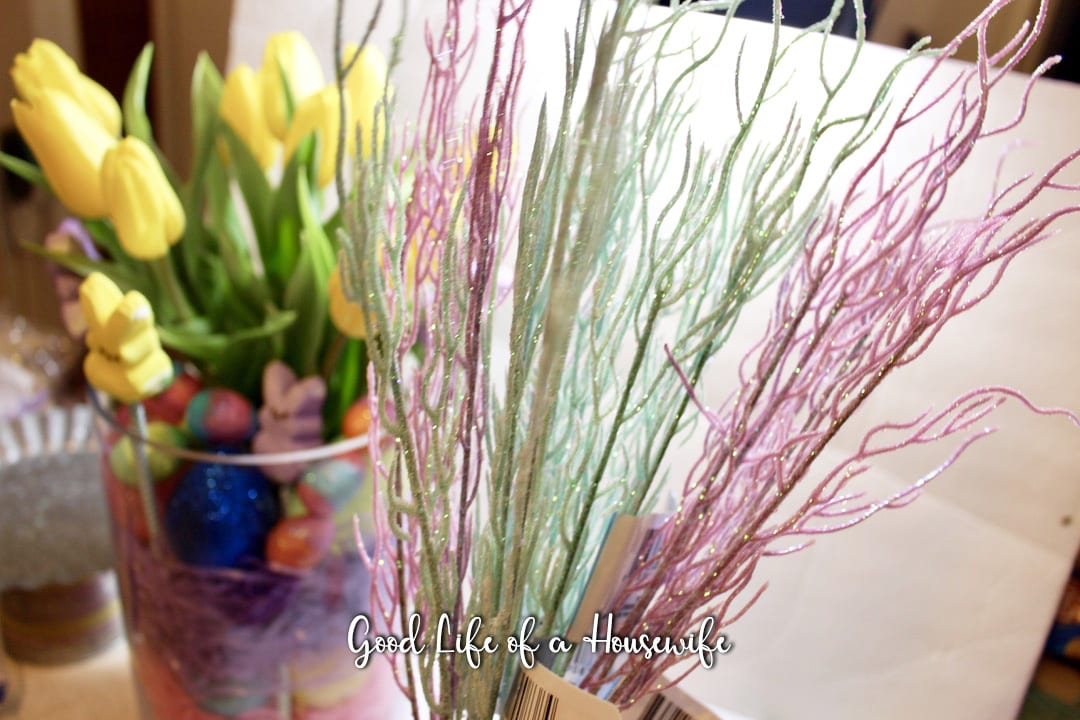 Willy Wonka inspired Easter Floral Arrangement