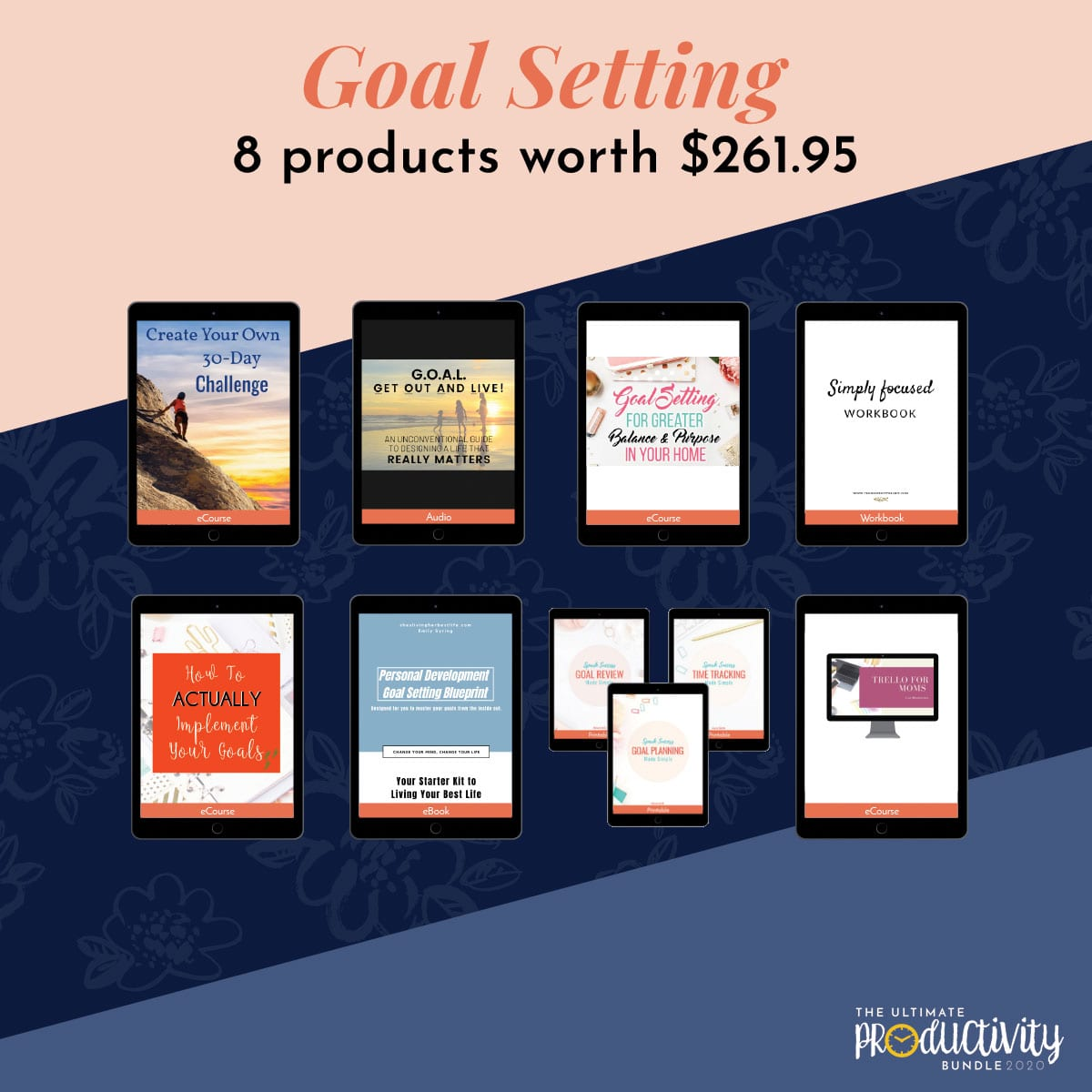 Goal Setting | Ultimate Bundles