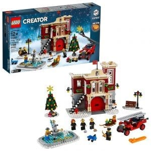 LEGO Creator Winter Village Fire Station