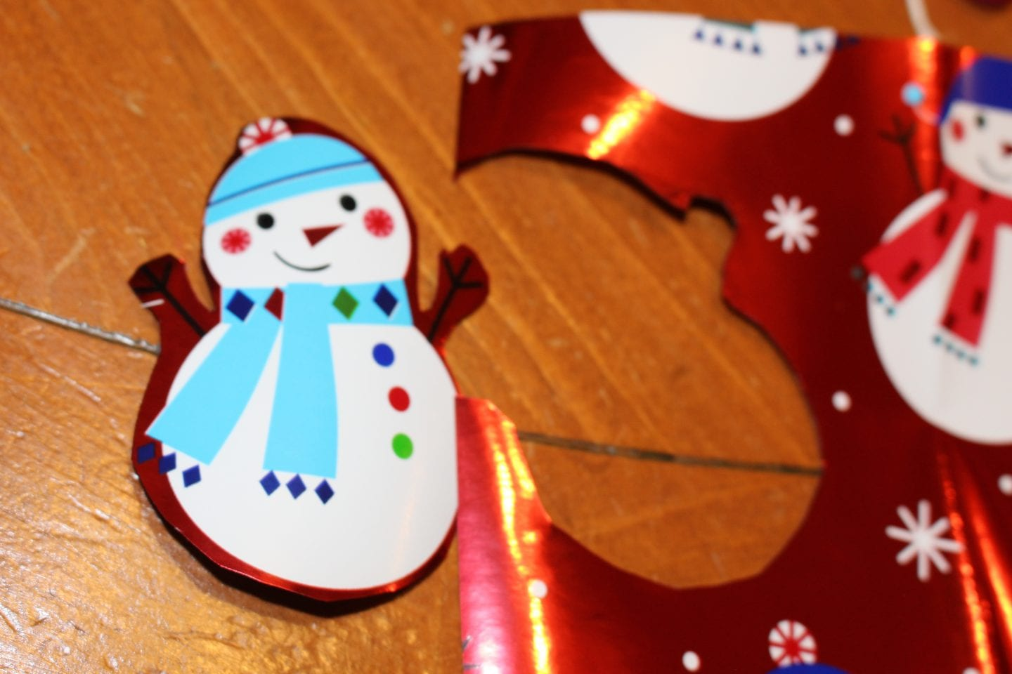 DIY Wrapping Paper Gift Tags