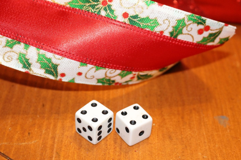Naughty or Nice Christmas Dice – A Christmas Gift Exchange Game