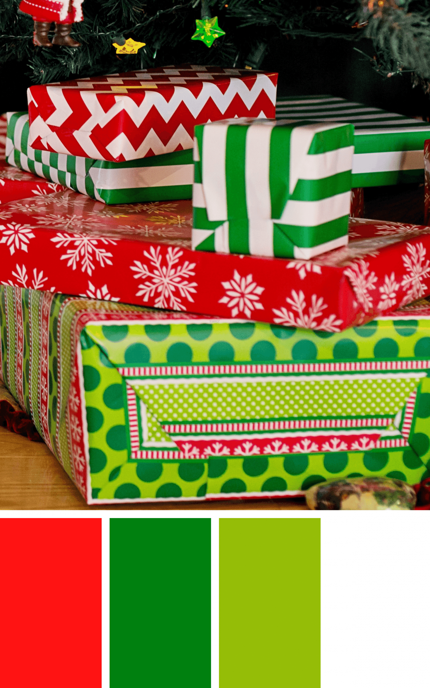 Grinch Christmas Color Inspiration - Good Life of a Housewife