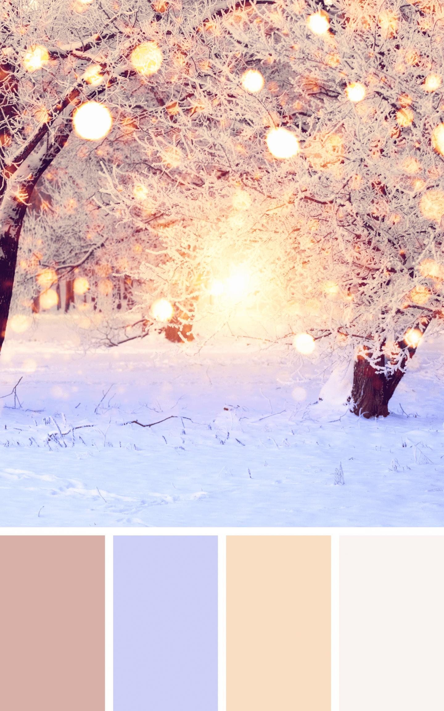 Christmas Aesthetic - Winter Wonderland- Good Life of a Housewife