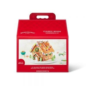 Gingerbread Houses Kits