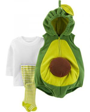 Little Avocado Halloween Costume