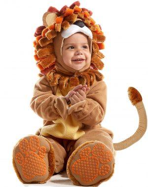 Baby Lion Costume Set