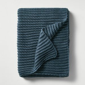 Chunky Knit Throw Blanket – Hearth & Hand™ with Magnolia
